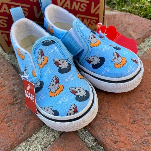 Vans Shoes   New Baby Size 4   Poshmark